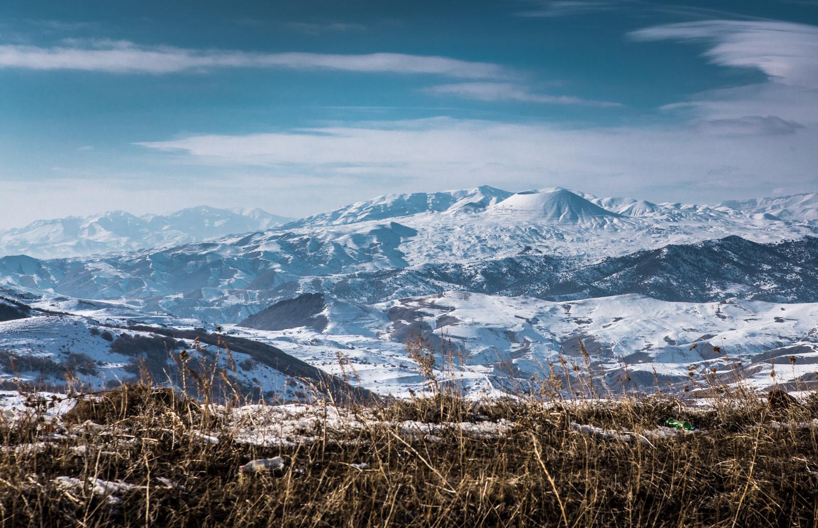 Фотогеничная Армения: еда, вулканы, скитур (отчет)