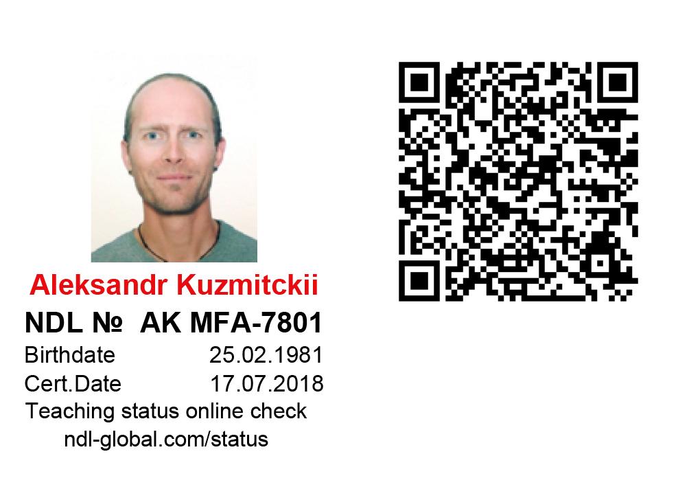 AK MFA-7801 (Alex, teaching)